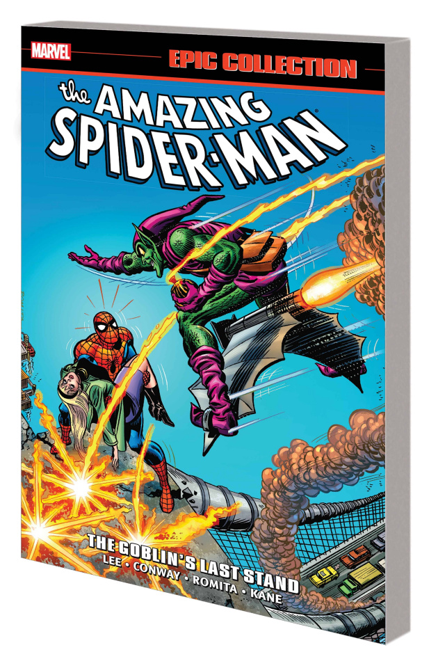 The Amazing Spider-Man: The Goblin's Last Stand (Epic Collection)