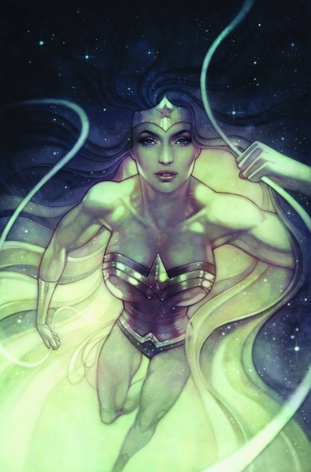 Sensation Comics Featuring Wonder Woman #17