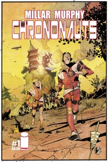 Chrononauts #1 (Scalera Cover)