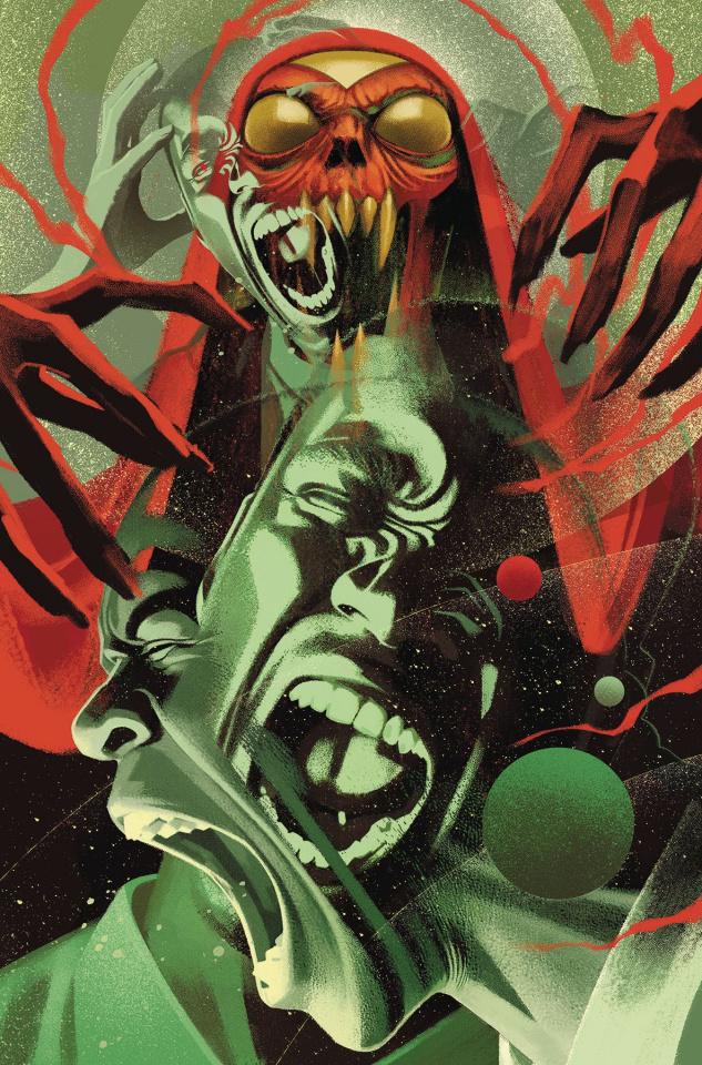 Martian Manhunter #5 (Variant Cover)