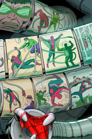 Avenging Spider-Man #15.1 (2nd Printing)