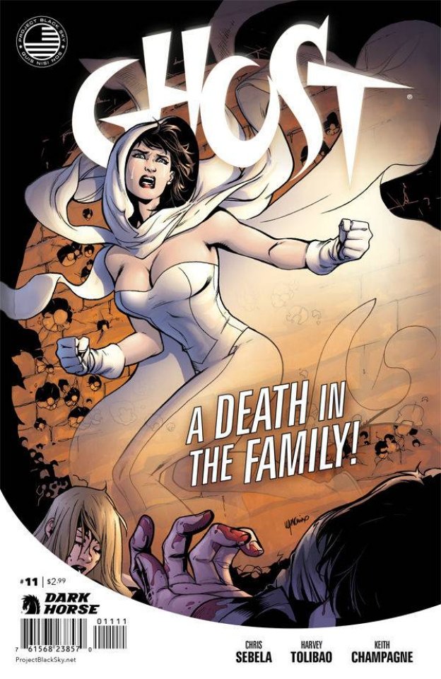 The Ghost #11