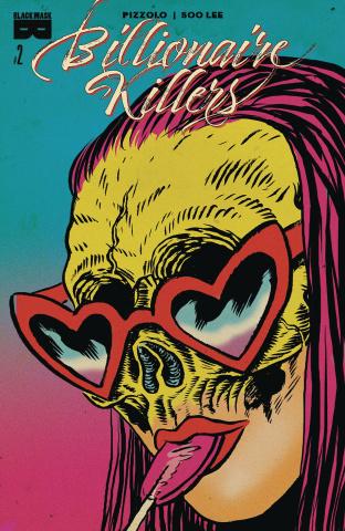 Billionaire Killers #2 (Ziritt Cover)