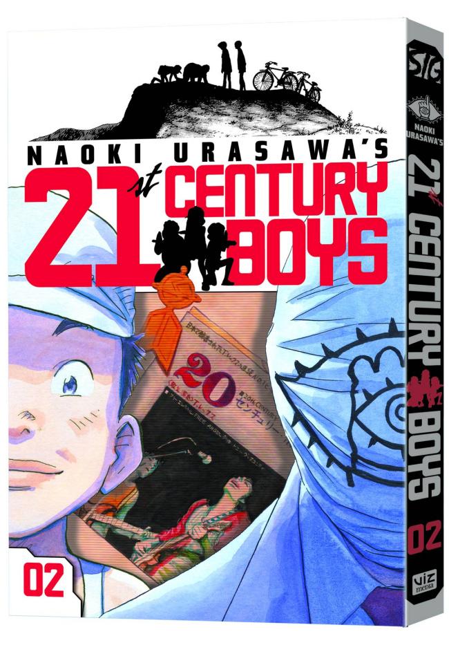 Naoki Urasawa's 21th Century Boys Vol. 2