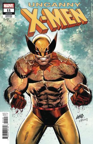 Uncanny X-Men #11 (Liefeld Cover)