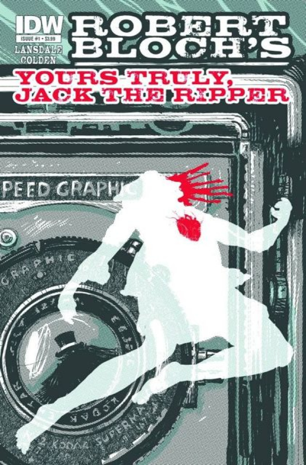 Yours Truly, Jack the Ripper Vol. 1