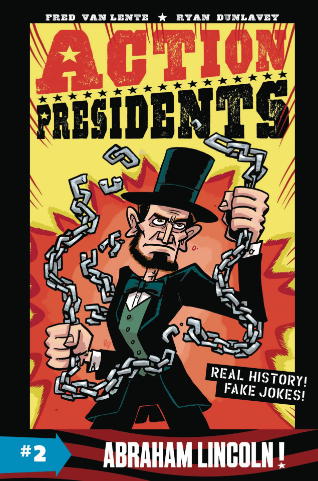 Action Presidents Book 2: Abraham Lincoln