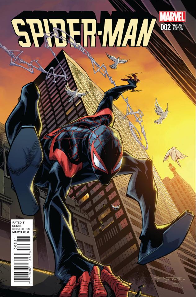 Spider-Man #2 (Randolph Cover)