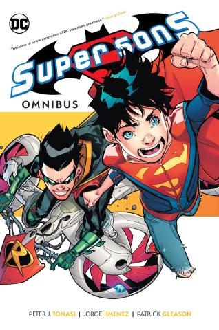 Super Sons (Omnibus)