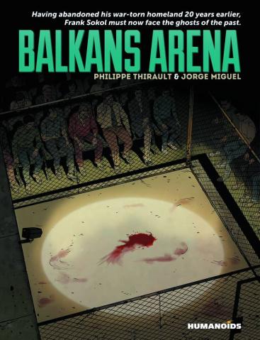Balkans Arena