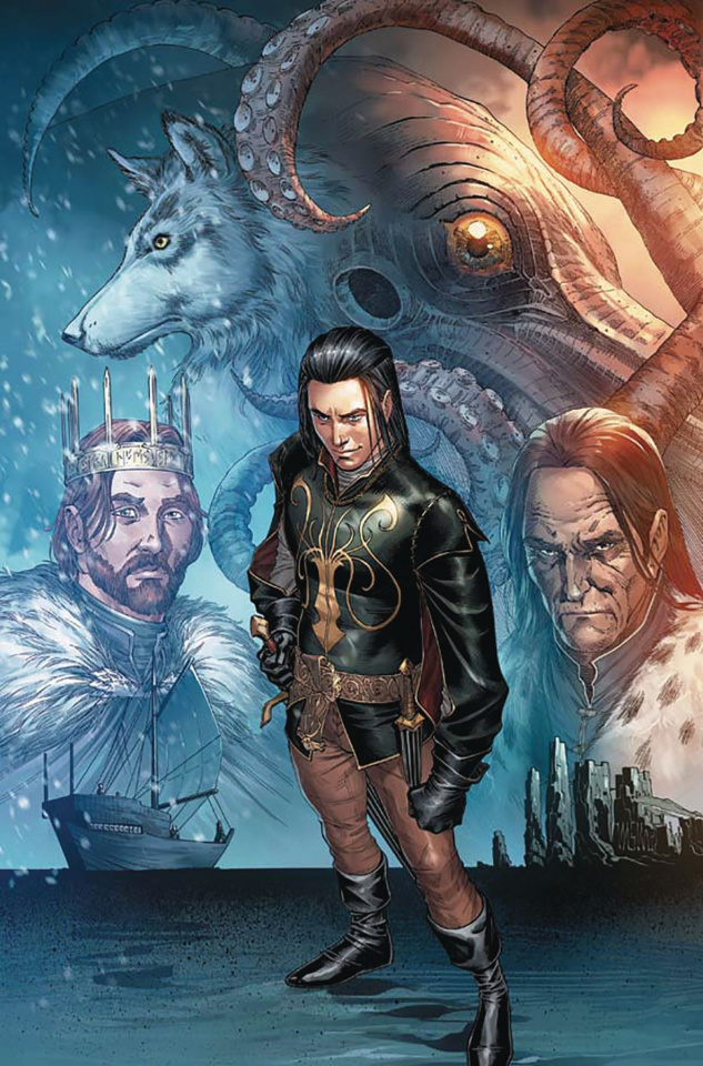 A Game of Thrones: A Clash of Kings #6 (25 Copy Miller Cover)