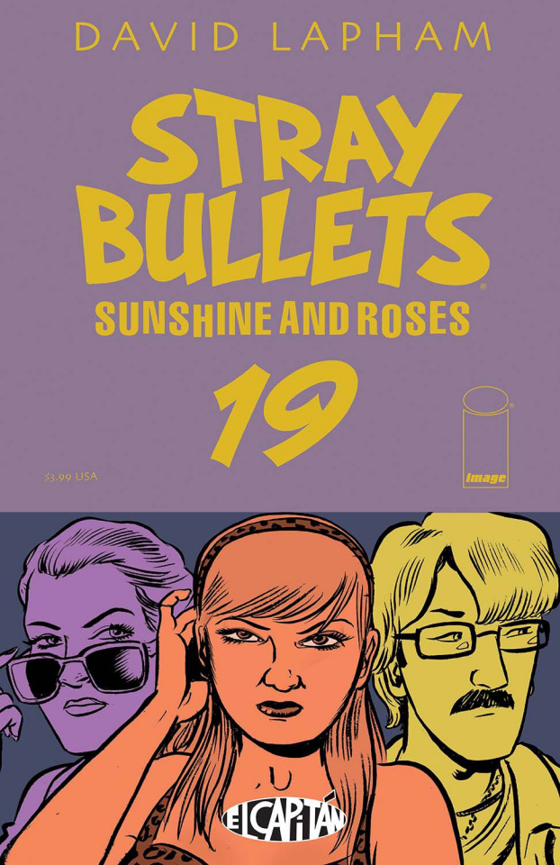 Stray Bullets: Sunshine and Roses #19
