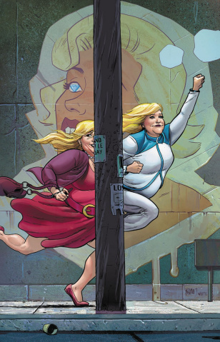 Faith #3 (Gorham Cover)