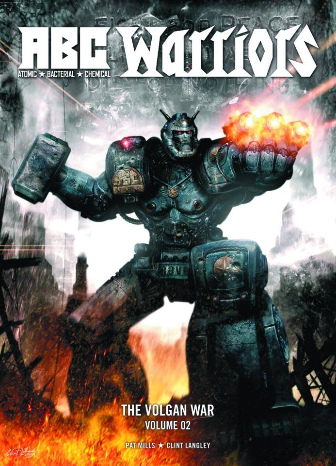 A.B.C. Warriors: The Volgan War Vol. 2