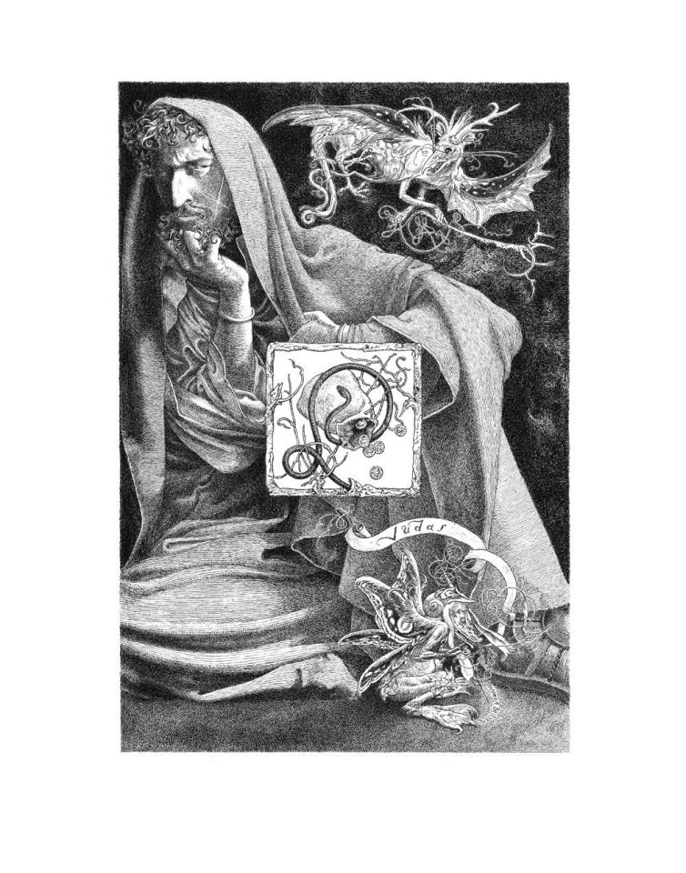 Judas #1 (Bastian Cover)