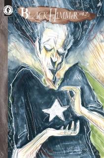 Black Hammer #12 (Lemire Cover)