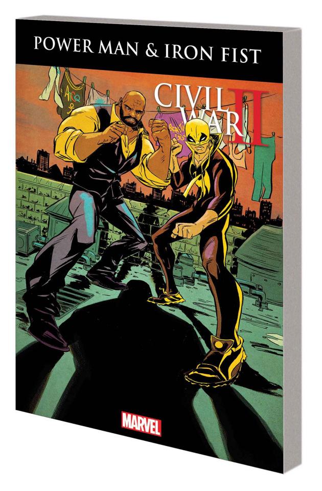 Power Man & Iron Fist Vol. 2: Civil War II