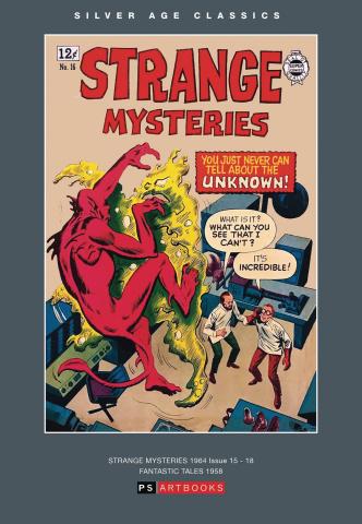 Strange Mysteries Vol. 2