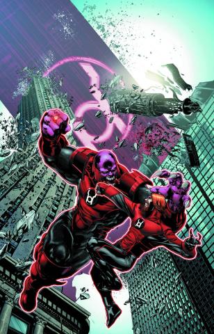 Red Lanterns Vol. 5: Atrocities