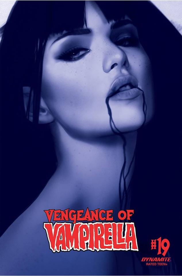 Vengeance of Vampirella #19 (40 Copy Oliver Tint Cover)