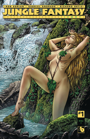 Jungle Fantasy: Ivory #1 (Bikini Century Cover)