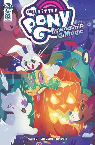 My Little Pony: Friendship Is Magic #83 (10 Copy Justasut Cover)