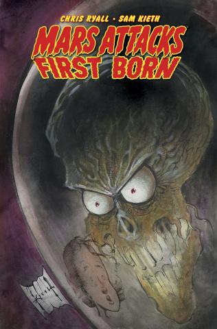Mars Attacks First Born