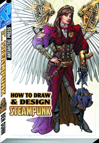 How To Draw & Design Steampunk