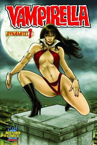 Vampirella #1 (Dynamic Forces)