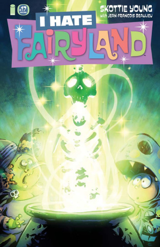 I Hate Fairyland #17 (Young Cover)