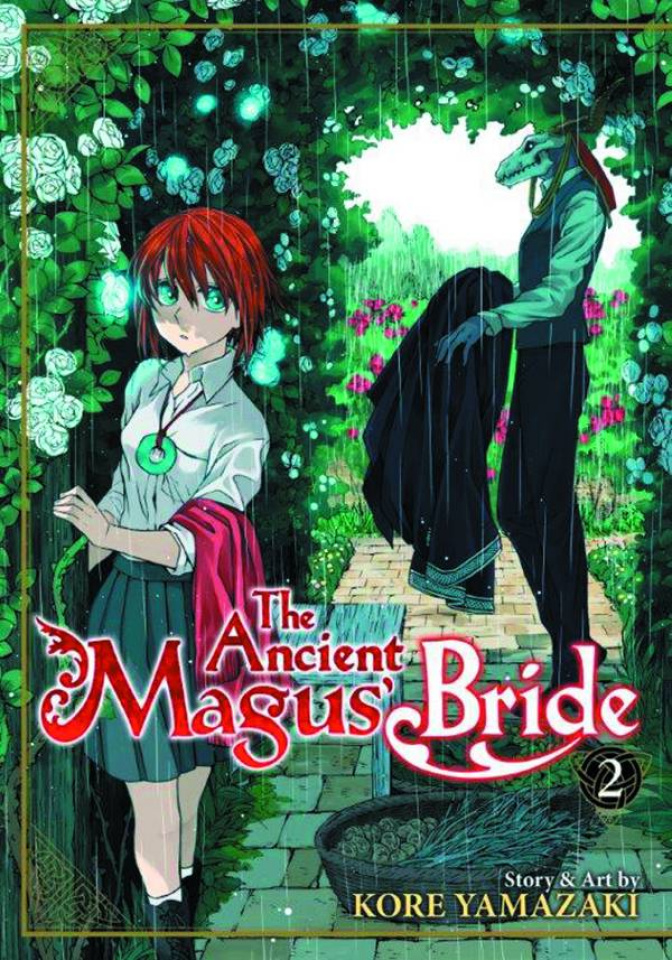 The Ancient Magus Bride Vol. 2