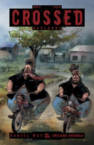 Crossed: Badlands #48