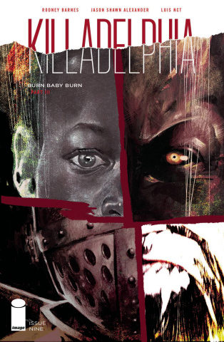Killadelphia #9 (Alexander Cover)