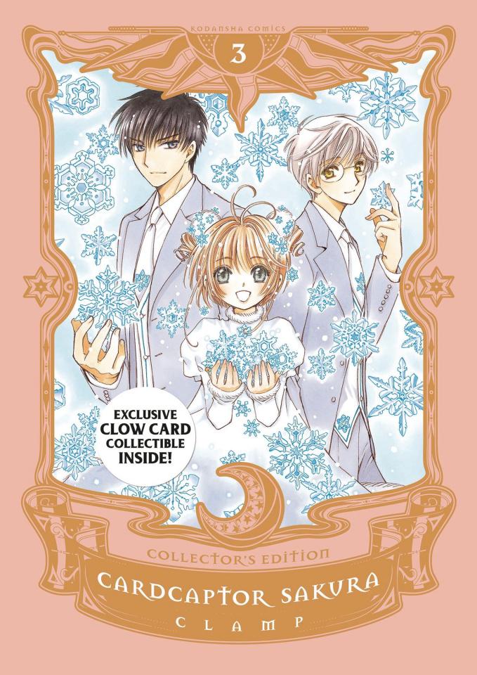 Cardcaptor Sakura Vol. 3