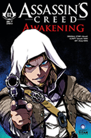 Assassin's Creed: Awakening #2 (Kenji Cover)