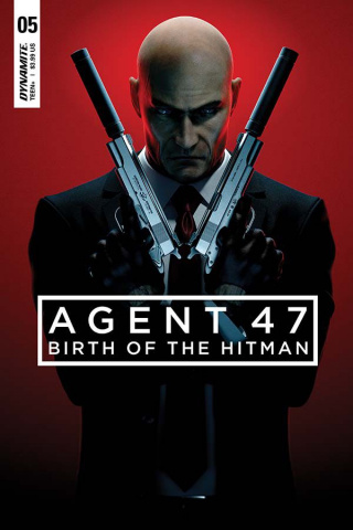Agent 47: Birth of the Hitman #5 (Gameplay Cover)