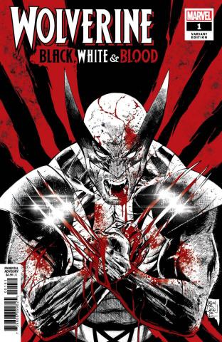 Wolverine: Black, White & Blood #1 (Daniel Cover)