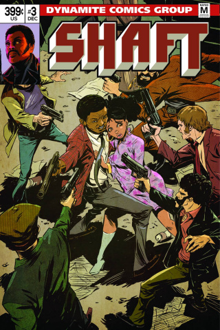 Shaft #3 (Greene Exc Subscription Cover)