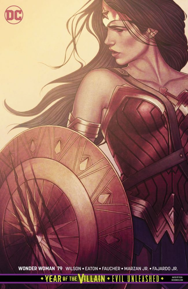 Wonder Woman #79 (Variant Cover)