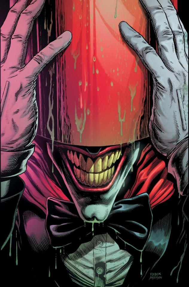 Batman: Three Jokers #1 (Premium Red Hood Cover)