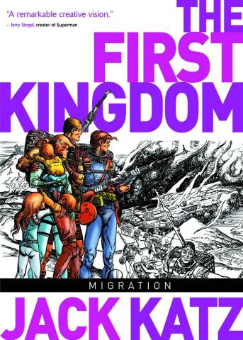 The First Kingdom Vol. 4