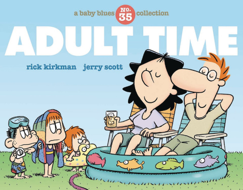 A Baby Blues Collection: Adult Time