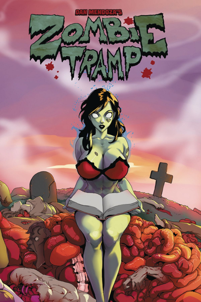 Zombie Tramp Year 1
