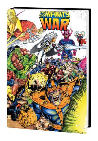 The Infinity War (Omnibus)