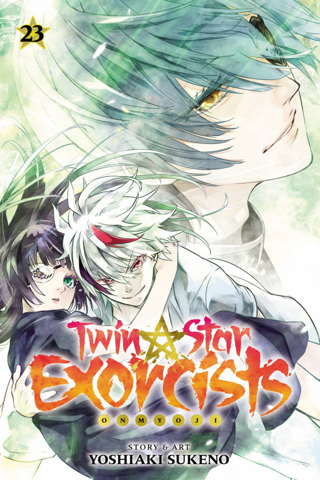 Twin Star Exorcists Vol. 23