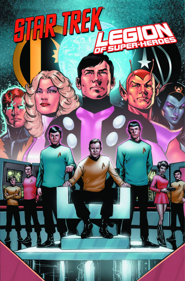 Star Trek / The Legion of Super Heroes