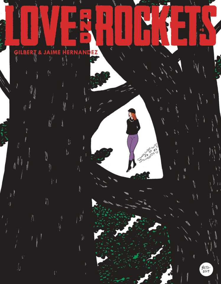 Love and Rockets #8