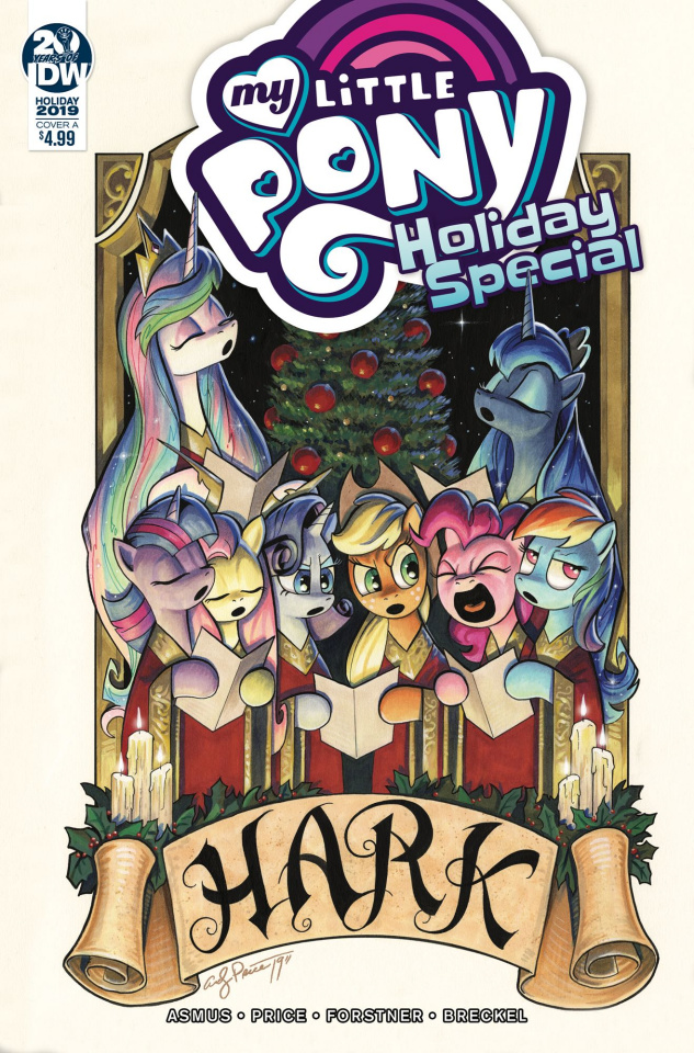 My Little Pony Holiday Special (Price Cover)