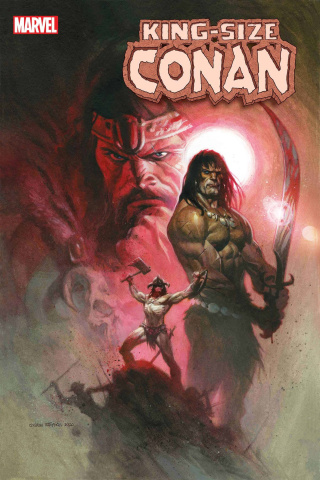 King-Size Conan #1