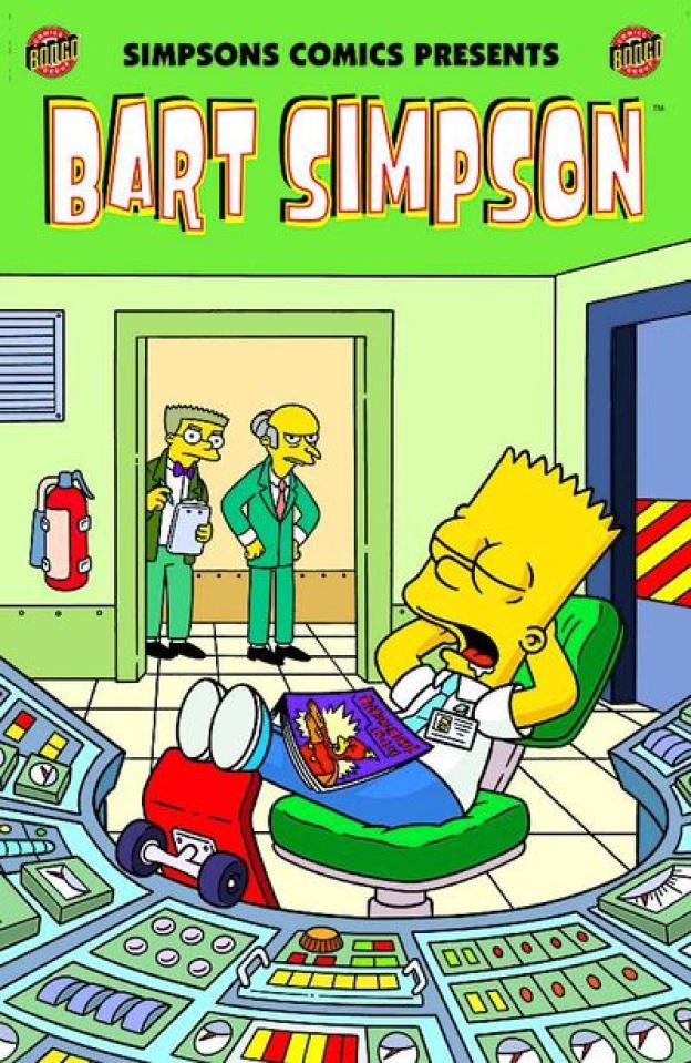 Bart Simpson Comics #62